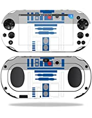MightySkins Skin Compatible with Sony PS Vita (Wi-Fi 2nd Gen) wrap Cover Sticker Skins Cyber Bot