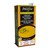 Imagine Organic Butternut Squash, 1 liter