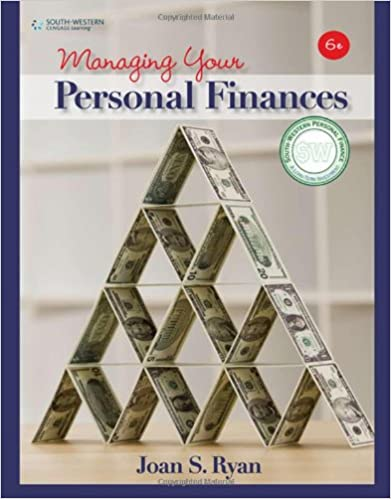 Managing Your Personal Finances (Financial Literacy Promotion ...