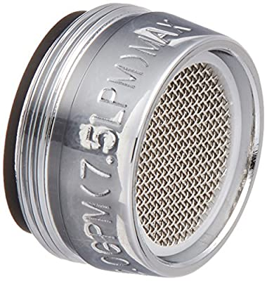 Plumb Craft Waxman 7610000LF Low Lead Male Faucet Aerator, 15/16-Inch
