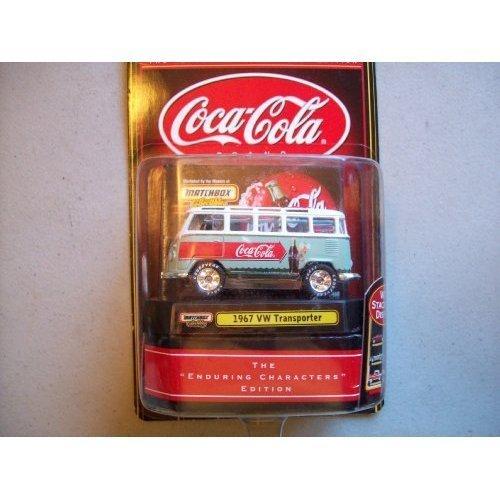 Matchbox Collectibles Coca-Cola 1967 VW (Transporter Matchbox)