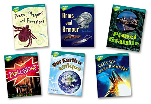 Read Online Oxford Reading Tree: Level 16: TreeTops Non-Fiction: Pack (6 books, 1 of each title) PDF