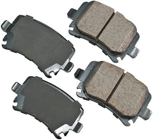 Akebono EUR1348 Brake Pad Kit