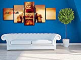 hanuman picture - Dattatreya Statue Of Hanuman Murti Poster ,Modern Indian Lord Unframed Art Printed Wall Decor Pictures ,Home Decoration 3 Sizes (20x30cmx2pcs 20x40cmx2pcs 20x50cmx1pc no frame)