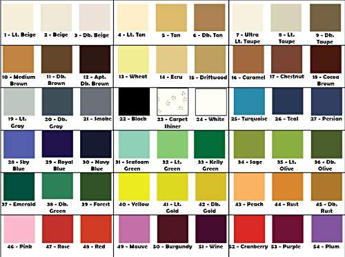 Carpet Dye Pens- 5 Pen Set for Beige Carpet