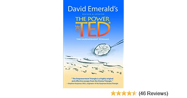 The power of ted the empowerment dynamic kindle edition by the power of ted the empowerment dynamic kindle edition by david emerald self help kindle ebooks amazon fandeluxe Images