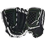"Worth Shutout Series Softball Glove, Worn on Right Hand, 13"""