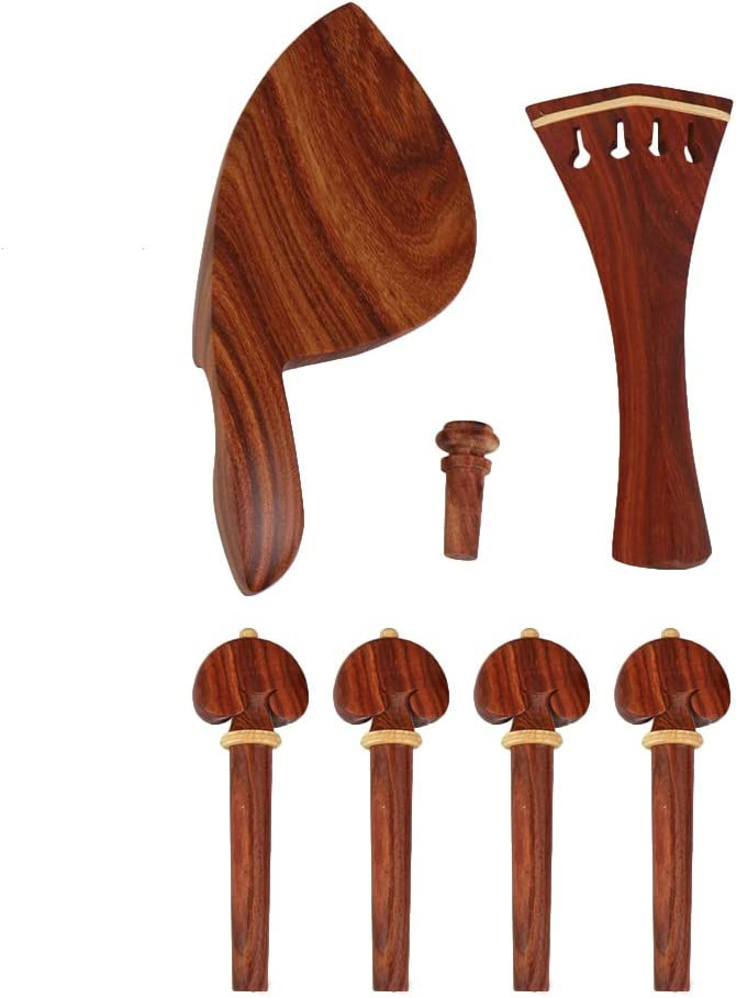 BQLZR Cheville de cordier Taille 4//4 en s/équoia pour violon