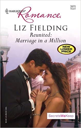 Reunited: Marriage in a Million by Liz Fielding
