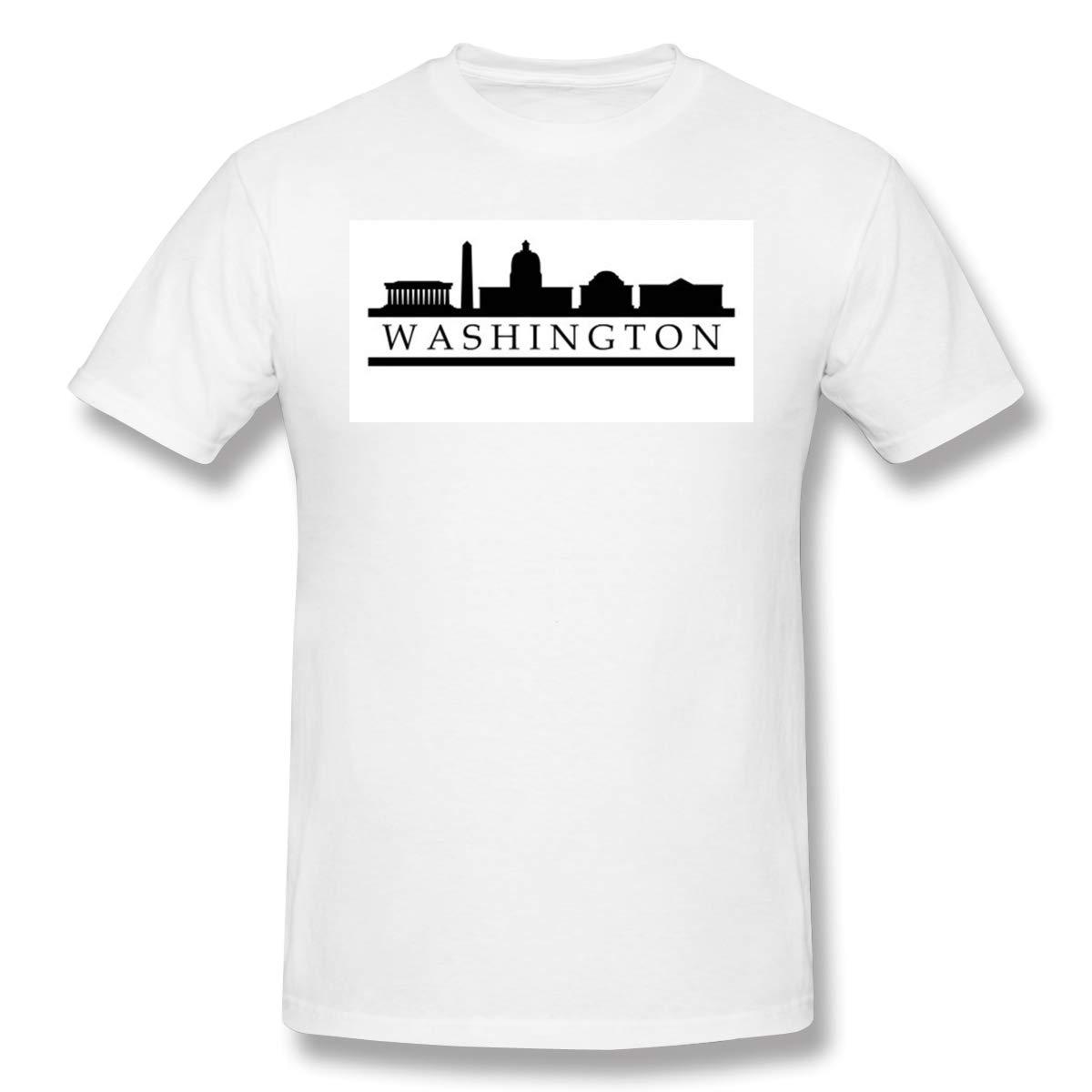 City Landmark Usa Statue Of Liberty Casual T Shirt 8383