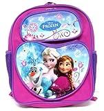 Disney Frozen Elsa, Anna & Olaf Girls 12