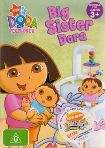 Dora The Explorer - Big Sister (Big Sister Dora)