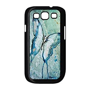 AinsleyRomo Phone Case Beautiful Butterfly art case For Samsung Galaxy S3 FSQF504645