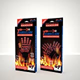 TourBillion CUT&HEAT Resistant Glove-Extreme Heat-Oven&Fireplace-Cut&Burn Protect-Long Cuff-Chef Supplies-Grill Accessories-Versatile Kitchen-Out Door-Super Grip-BBQ-Smoking-Cooking-932 F