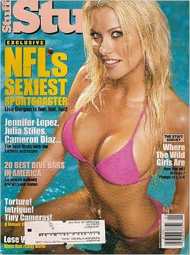 Lisa Dergan Stuff January 2003 Julia Stiles Cameron Diaz More Stuff Magazine Amazon Com Books