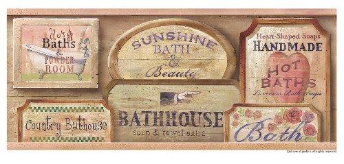brewster-418b80962-bath-house-pink-vintage-bath-border-pink