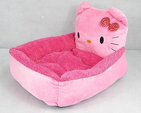 rexul (TM) la carcasa de la perrera gato camada VIP perros pequeños mascota productos para perro princesa camas camas para gatos sofá cama para perro: ...