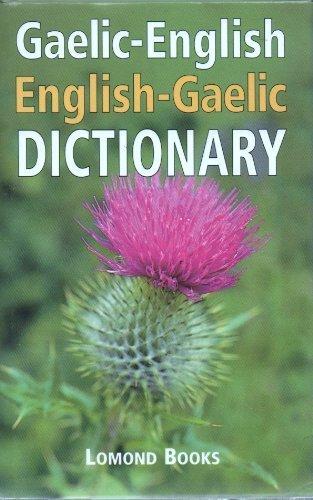 Gaelic English Dictionary