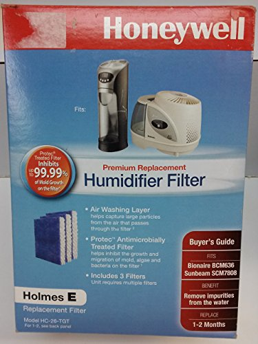Honeywell HC26 Humidifier Wick Filter