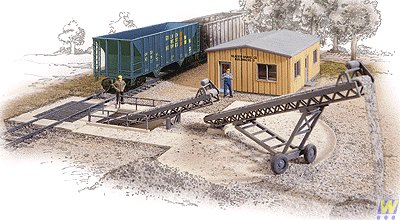 (Walthers Cornerstone Series Kit HO Scale Bulk Transfer)