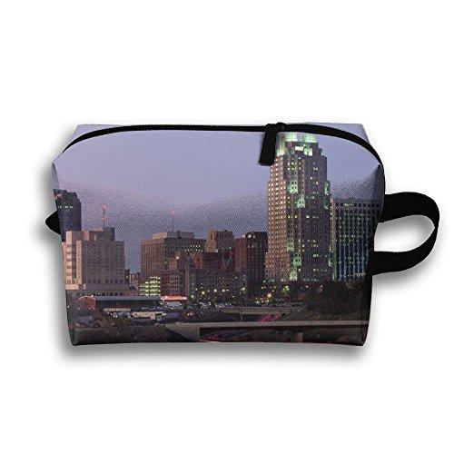 Raleigh North Carolina Travel / Home Use Storage Bag, Garage Storage Space, Waterproof Knitting Bags, Organizers Duffel Set (Raleigh Bag)