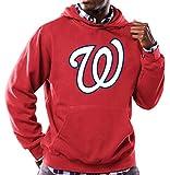 "Washington Nationals Majestic MLB ""Scoring Position"" Men's Hooded Sweatshirt"