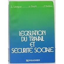 Législation du travail et Sécurité sociale