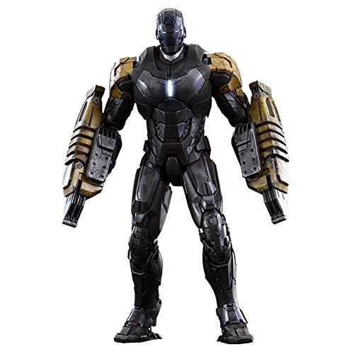 Hot Toys Marvel Iron Man 3 Iron Man Mark XXV Striker 1/6 Scale Figure