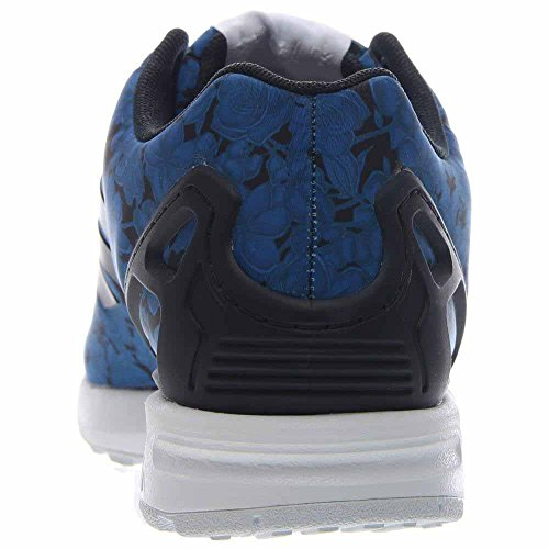 adidas Men's Blue Flux Zx Originals Sneaker YAvAwxFTq