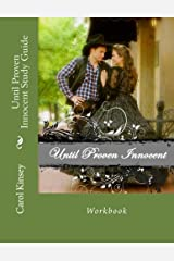 Until Proven Innocent Study Guide Paperback