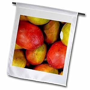 Florene Food And Beverage - Marvelous Mangoes - 18 x 27 inch Garden Flag (fl_7859_2)
