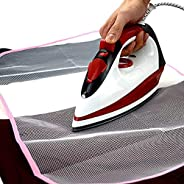 Ironing Pads Protective Heat Resistant Mesh Cloth Ironing Clothes Scorch Insulation Protective Guard Mat