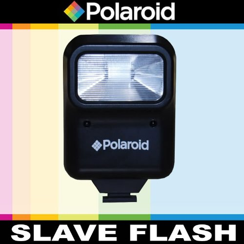 Polaroid Studio Series Pro Slave Flash Includes Mounting Bracket For The Pentax K-X, K-7, K-5, K-R, 645D, K20D, K200D, K2000, K10D, K2000, K1000, K100D Super, K110D, *ist D, *ist DL, *ist DS, *ist DS2 Digital SLR Cameras Which Has Any Of These (18-55mm, 50-200mm) Pentax Lenses