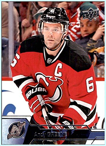 Greene Upper Deck - 2016-17 Upper Deck #114 Andy Greene NEW JERSEY DEVILS