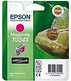 Epson C13T03434010 - Cartucho de tinta, magenta