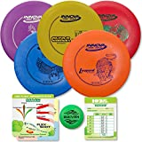 Driven Disc Golf Set - Innova 5 Disc Set