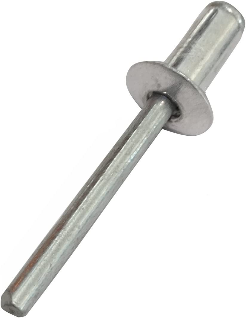 100 Rivets aveugles 4.8x10mm C17852 Aerzetix