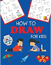 How to Draw for Kids: Learn to Draw Step by Step, Easy and Fun!
