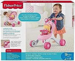Fisher-Price Andador Cochecito de Muñecas, correpasillos bebé +9 ...