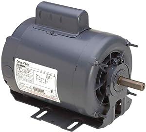 AO Smith C471 56 Frame 1 1/4 HP 1725 RPM 115-Volt 11.9-Amp Ball Bearing Cap Start Resilient