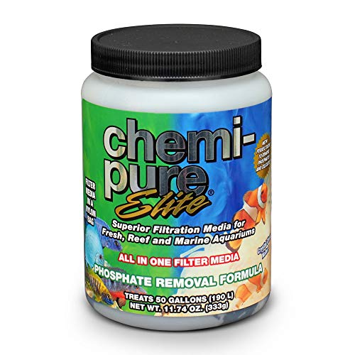Boyd Enterprises ABE16743 Chemipure Elite for Aquarium, 11.74-Ounce
