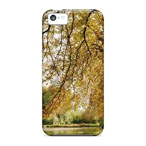 New Fashionable Favorcase ZeE14078vEUG Covers Cases Specially Made For Iphone 5c(forest Autumn)