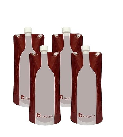 Amazon.com: finedine reutilizable, plegable, flexible de ...