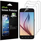 Best Galaxy S6 Screen Protectors - Galaxy S6 Screen Protector, JETech 3-Pack Screen Protector Review