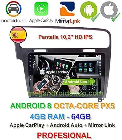 2din Gps Radio Android 8 Ips Display Octacore Px5 64bit Elektronik