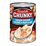 Campbell's Chunky Seafood Chowder, 540ml