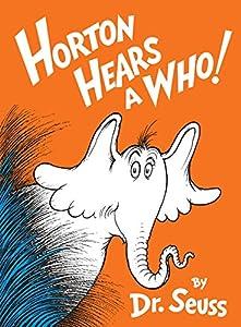 Hardcover Horton Hears a Who! Book