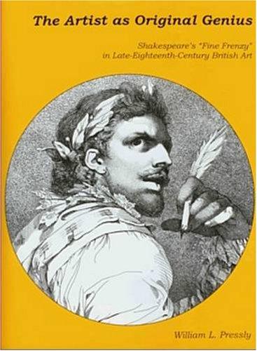 The Artist as Original Genius: Shakespeare's