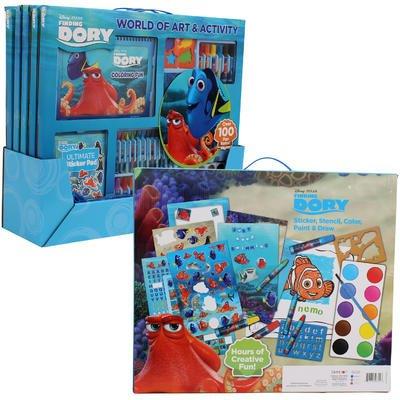 Bendon Publishing Disney BDNAS56312 Finding Dory World of...
