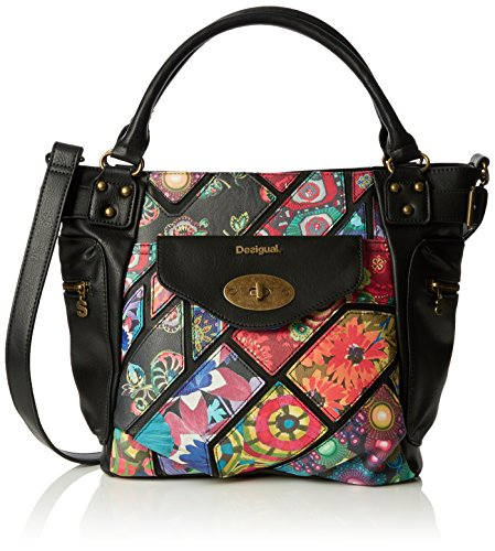 Desigual Bag Mcbee Indiana - Black - One Size